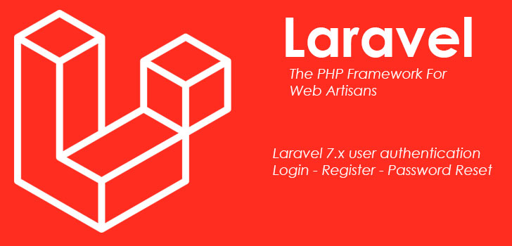 Laravel user authentication