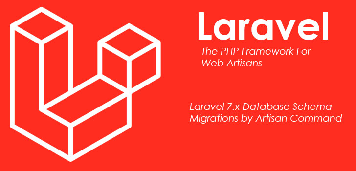 laravel-database-schema-migrations