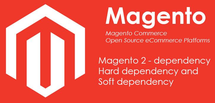 Magento 2 module dependency